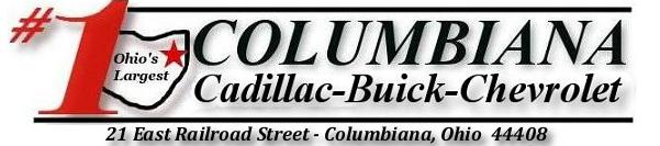 Attractive Columbiana Cadillac Buick Chevrolet