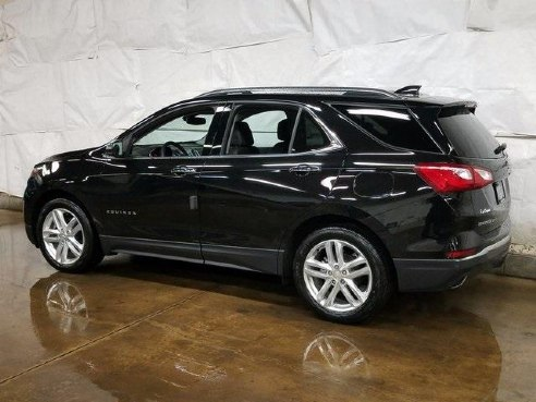 2018 Chevrolet Equinox Premier For Sale North Jackson Oh