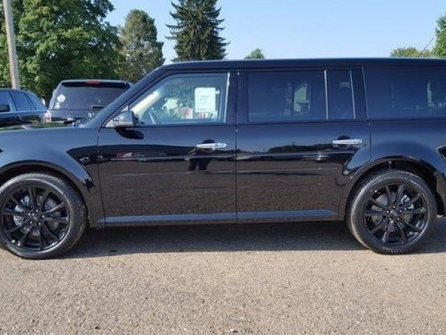 An Image Of  Ford Flex