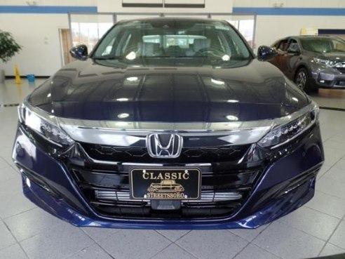 2018 honda accord 1 5t touring for sale streetsboro oh 1 for Honda accord motors for sale