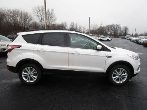 white engine ford vehicle new with ecoboost escape se platinum auto