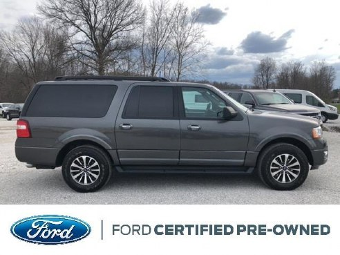 Ford Expedition El Xlt Magnetic Metallic Waynesburg Oh