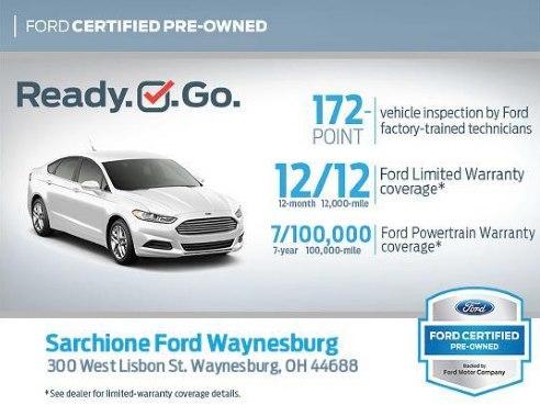 Sarchione Ford Waynesburg >> 2017 Ford Explorer Xlt 31 900
