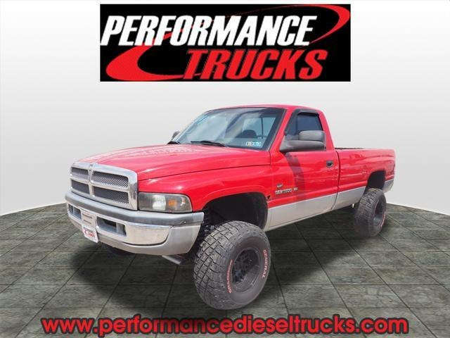 1997 Dodge Ram 1500 St For Sale New Waterford Oh 52 8 Cylinder