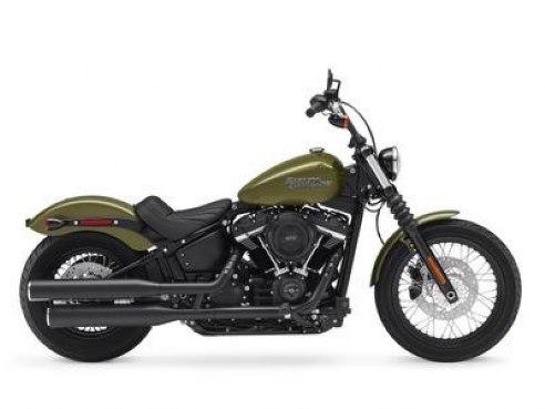 2018 Harley Davidson FXBB - Softail Street Bob for sale, Youngstown