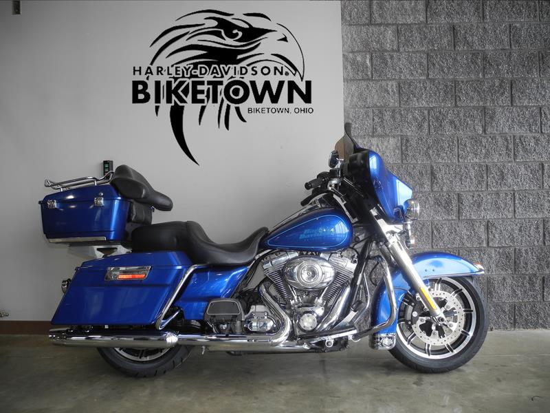2009 Harley Davidson Electra Glide for sale, Youngstown OH, Cylinder